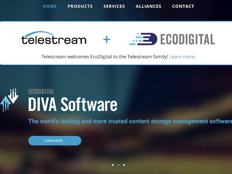 EcoDigital suite software CSM DIVA...