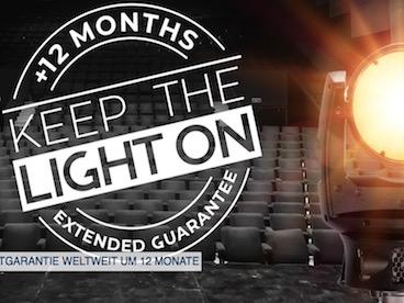 """Keep the light on"": GLP estende..."