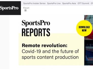 SportsPro, rivoluzione a distanza:...